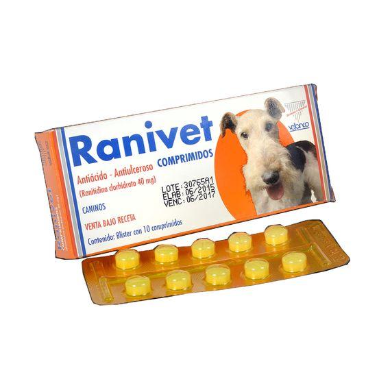 Ranivet-Comprimidos