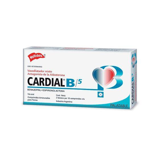 Cardial-B-5-Mg.-X-20-Comp.