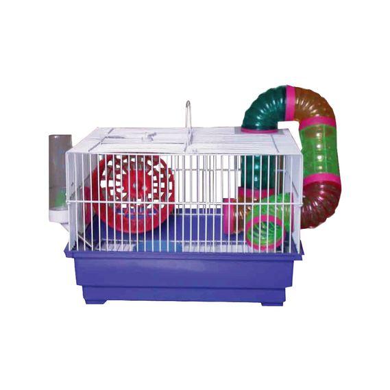 Jaula-Para-Hamster-415B-1-Piso---Tubos