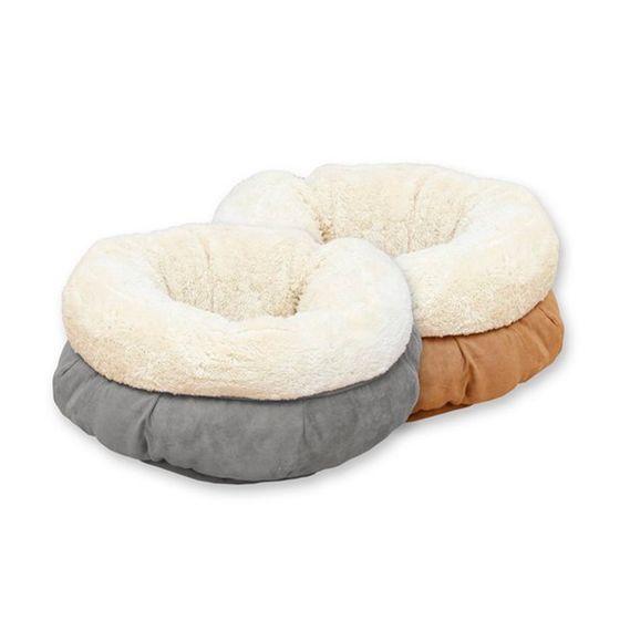 cod.-2133-Lambswool---Donut-Bed-TAN