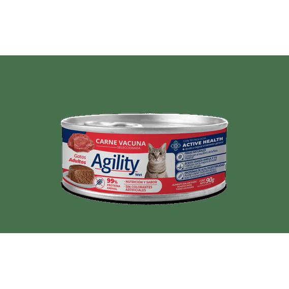 Agility90GatoCarne