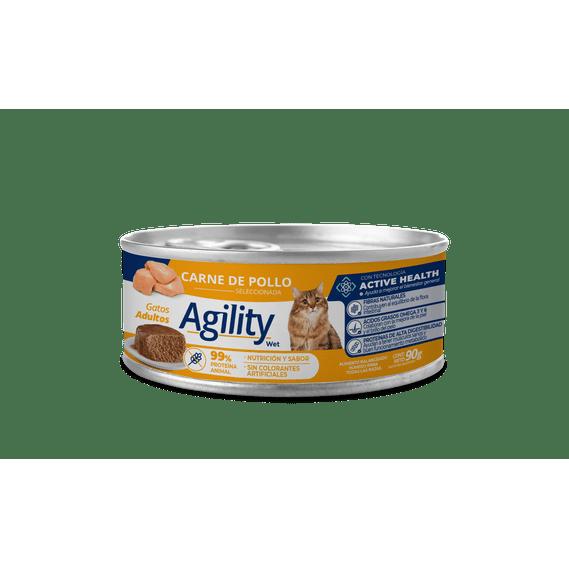 Agility90GatoPollo